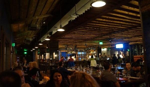 【Rivermarket Bar & Kitchen】 Tarrytownに2013年オープンしたレストラン