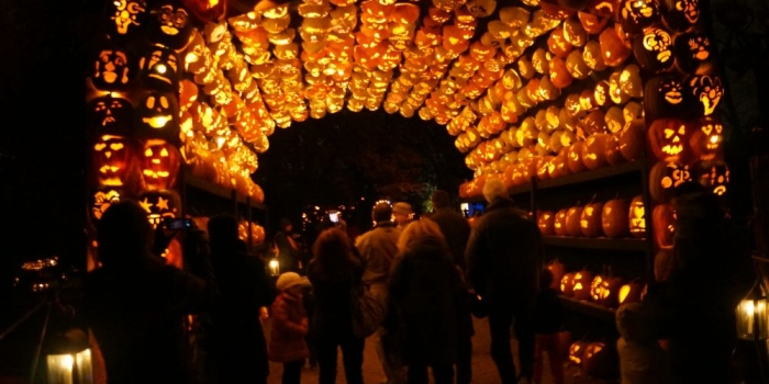 【The Great Jack O'Lantern Blaze】ハロウィンイベントの決定版