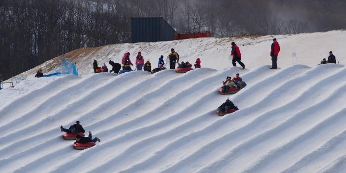 CAMELBACK Snow Tubing