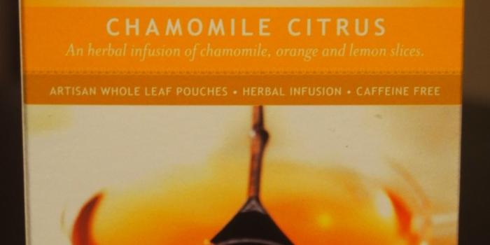 【mighty Leaf tea Chamomile Citrus】 日本からの来客をうならせるハーブティー