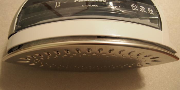 強力スチーム&コードレスで使いやすいアイロンNI-WL600
