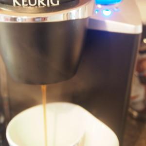 【Keurig K-cup】 便利でおいしい★★★絶品コーヒーメーカー★★★