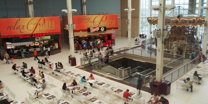 【Palisades Center】 タッパンジーブリッジすぐの超大型ショッピングセンター