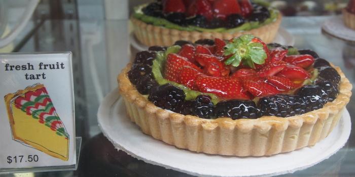【Riviera Bakehouse】 日本人好みのタルトケーキ
