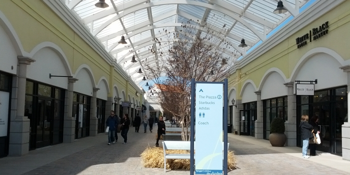 【Tanger Outlet Deer Park】 子ども服が豊富なアウトレット