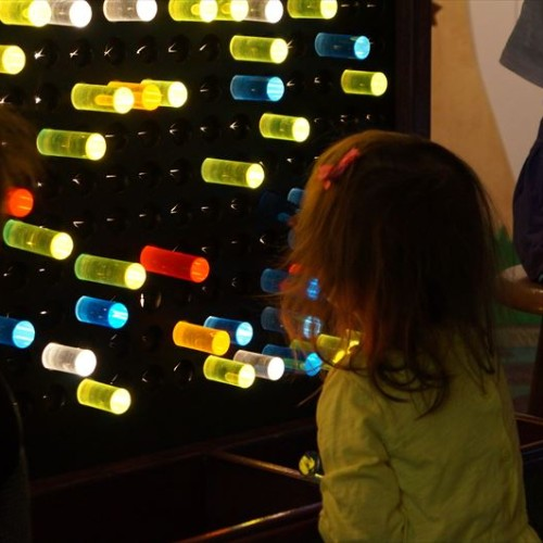 【Stepping Stones Museum for Children】 コネチカットのチルドレンミュージアム