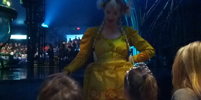 【Cirque du Soleil Amaluna】 ニューヨーク価格でみられるシルクドソレイユ