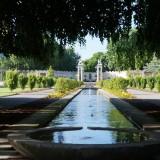 【Untermyer Gardens】 ハドソンリバーを見下ろす遺跡のような公園