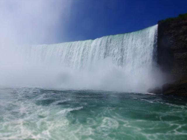 【Niagara Falls boat tour】 ナイアガラ観光の決定版