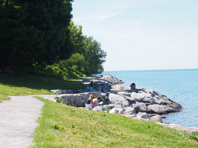【Queen's Royal Park&The Gate House Hotel @Niagara on the Lake】