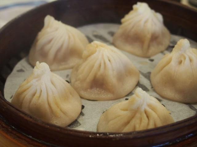 【Ding Tai Fung Shanghai Dim Sum】 トロントの絶品中華、飲茶のお店