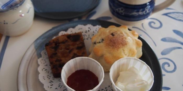 【Blue Winds tea room】 プリンスエドワード島キャベンディッシュにある日本人経営のカフェ
