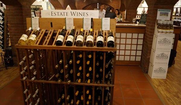 【Millbrook Vineyards & Winery】 ニューヨーク アップステートのワイナリー