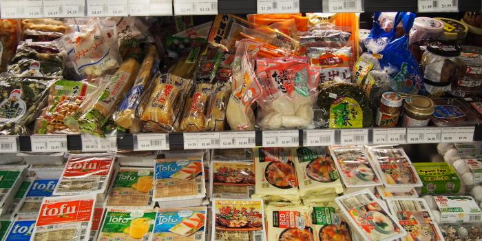 【Dainobu 13thst】 ユニオンスクエア近くの日系スーパー